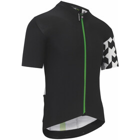 assos Equipe RS Aero Maillot manches courtes Homme, data green